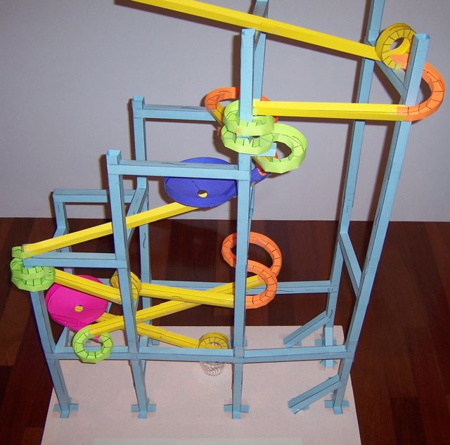 Print paper roller coasters for Free printable paper roller coaster templates